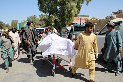 Civilians killed in US Afghan forces strike in Helmand, Afghanistan, Sep 23, 2019