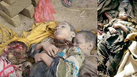 30 civilians were killed and 25 wounded in a NATO airstrike in Kunduz, Afghanistan. Most of the casualties were women and children as young as three months old