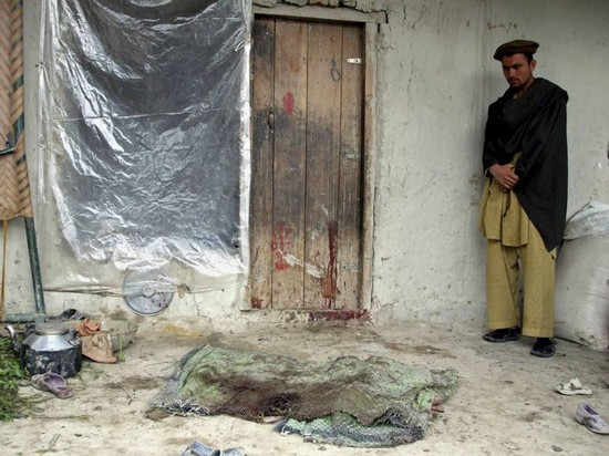 US troops kill five civilians in Khost