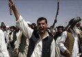 "Afghan villages protest over Nato ""civilian killings"""