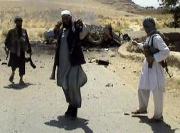Taliban in Wardak