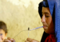 Afghans' addiction to opium ravages adults, infants