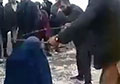 Horrifying: woman beaten publicly in northern Afghanistan