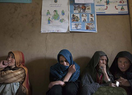 Afghanistan deadliest spot for women