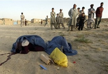 Women Executed by Taliban