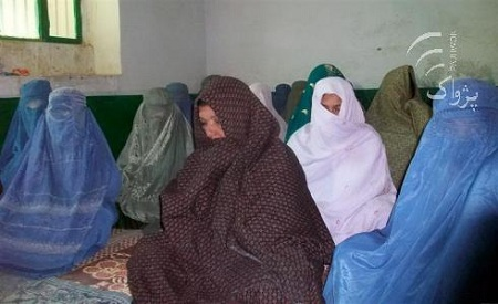 Violence against women on the rise in Uruzgan, Afghanistan