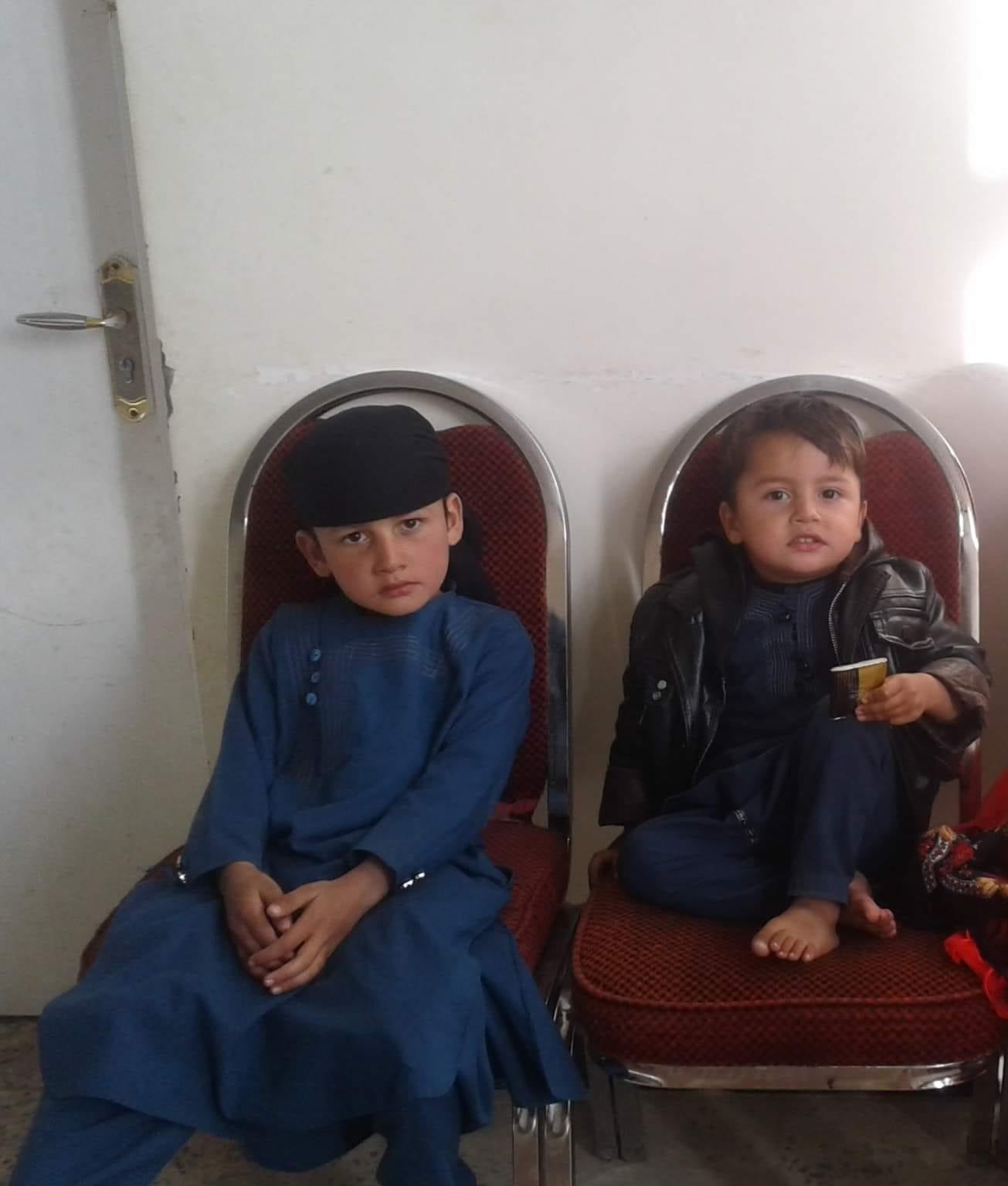 Victims of bomb blast in kabul.