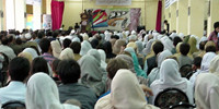 RAWA event on International Women's Day, Mar.19, 2001