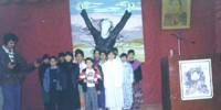 RAWA function on International Women's Day (March 8,1998 - Peshawar)