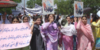 RAWA denounces the gloomy day of April 28 (April 28, 2007 - Islamabad)