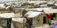 Miserable life of IDPs in makeshift Kabul camp