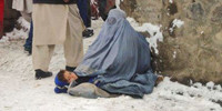 Kabul in the gape of poverty and destitution