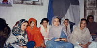 RAWA Literacy Program for Afghan Women