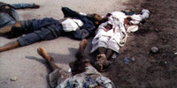 Northern Alliance massacre hundreds of Pakistani Taliban