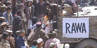 RAWA's aid to earthquake victims in Nahrin