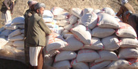Emergency Support of RAWA for the Drought-stricken people of Shar Shar village (December 12, 2011)