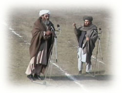 Before execution Taliban officials speak about the benefit of these executions.
